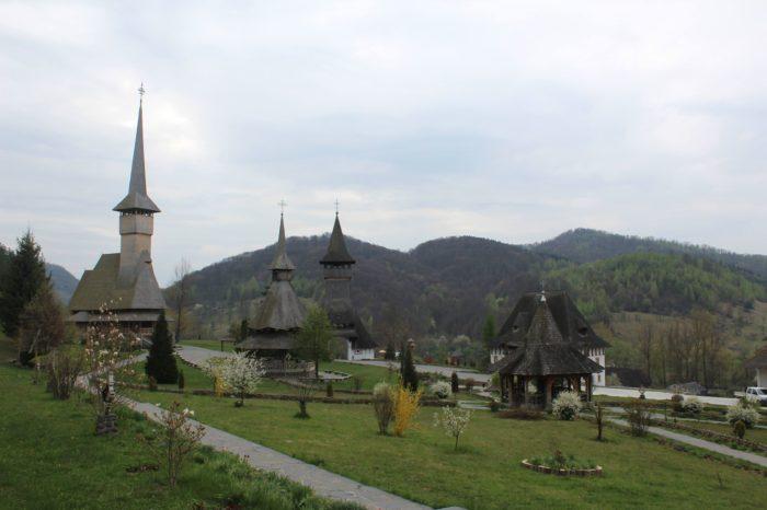 Poznávací zájezd po slavných klášterech v Bukovině