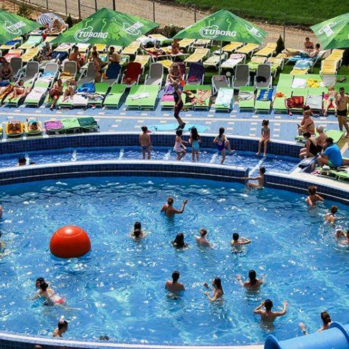 Aqua park - hotel President | Zdroj: CK KM