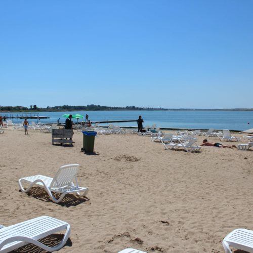 Bahenní jezero Techirghiol - Eforie Nord | Zdroj: CK KM