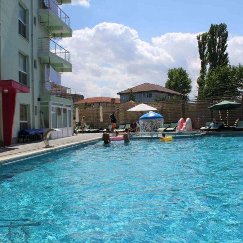 Bazén - hotel Fortuna | Zdroj: CK KM