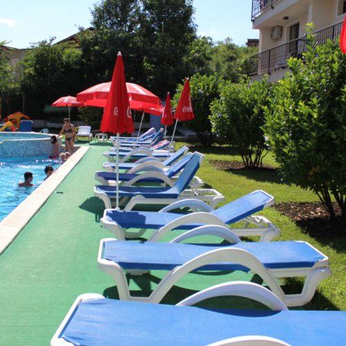 Bazén hotelu Mondial - Eforie Nord | Zdroj: CK KM