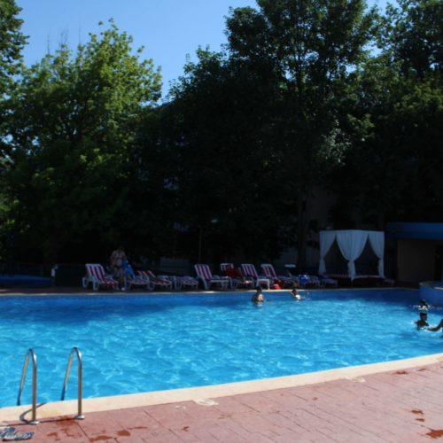 Bazén hotelu Union v Eforii Nord | Zdroj: CK KM