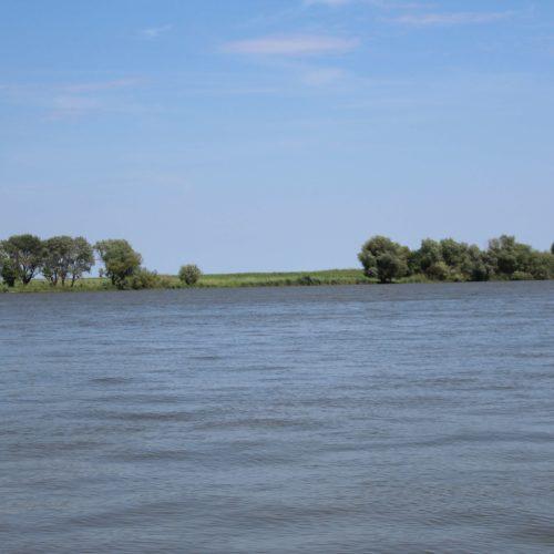 Výhled na Deltu Dunaje | Zdroj: CK KM