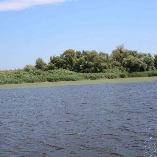 Krajina v Deltě Dunaje | Zdroj: CK KM