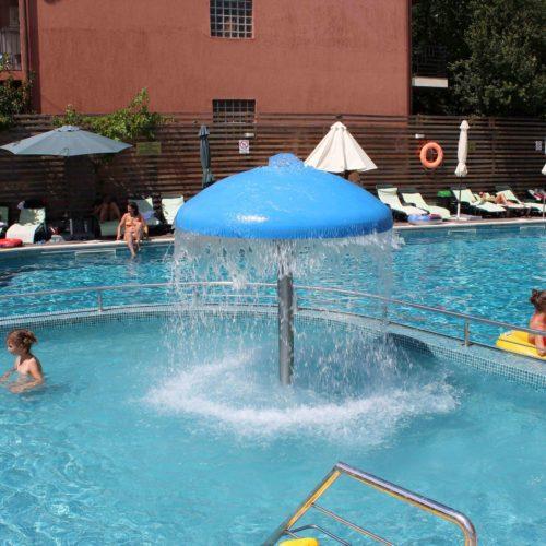 Bazén v hotelu Fortuna | Zdroj: CK KM
