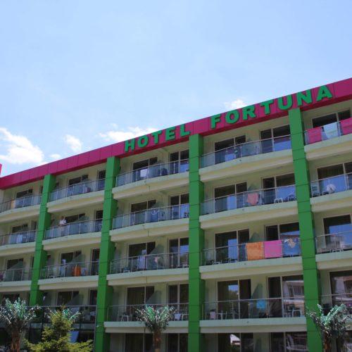 Eforie Nord - hotel Fortuna | Zdroj: CK KM