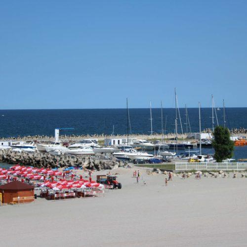 Eforie Nord - pláž | Zdroj: CK KM