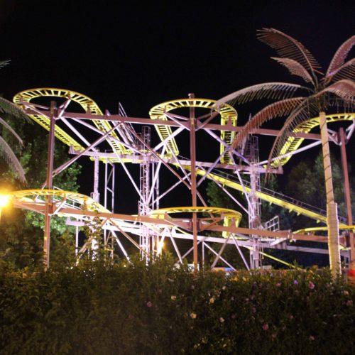 Horská dráha v zábavním parku - Mamaia | Zdroj: CK KM