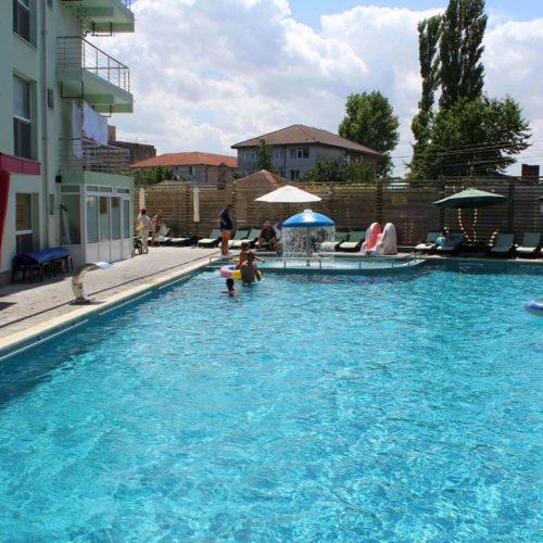 Hotel Fortuna - bazén | Zdroj: CK KM