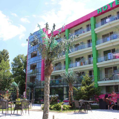 Hotel Fortuna - letovisko Eforie Nord | Zdroj: CK KM