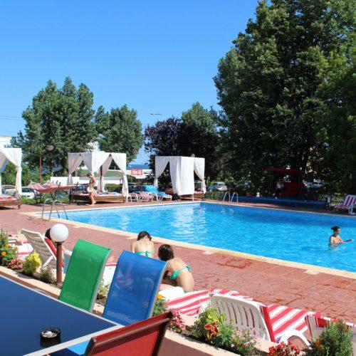 Hotel Union - bazén | Zdroj: CK KM