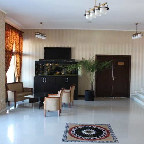 Hotel Union - recepce | Zdroj: CK KM
