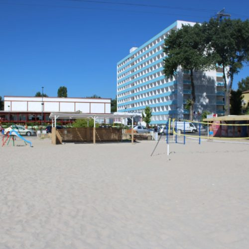 Hotel Victoria v letovisku Mamaia | Zdroj: CK KM