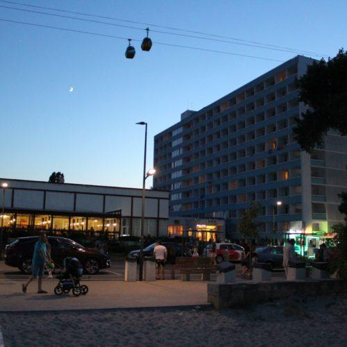 Hotel Victoria v Mamaii | Zdroj: CK KM