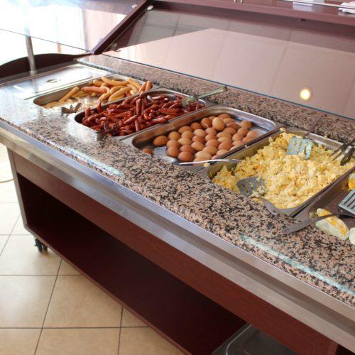 Hotel Victoria v Mamaii - restaurace | Zdroj: CK KM