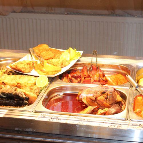 Jídlo v hotelu Vila Coralis | Zdroj: CK KM