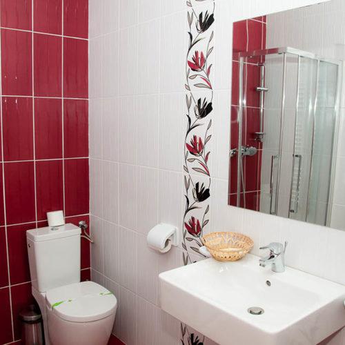 Koupelna v hotelu President | Zdroj: CK KM