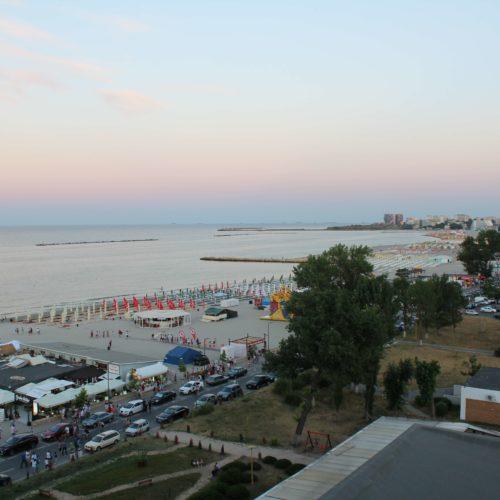 Letovisko Mamaia - výhled z hotelu Victoria | Zdroj: CK KM