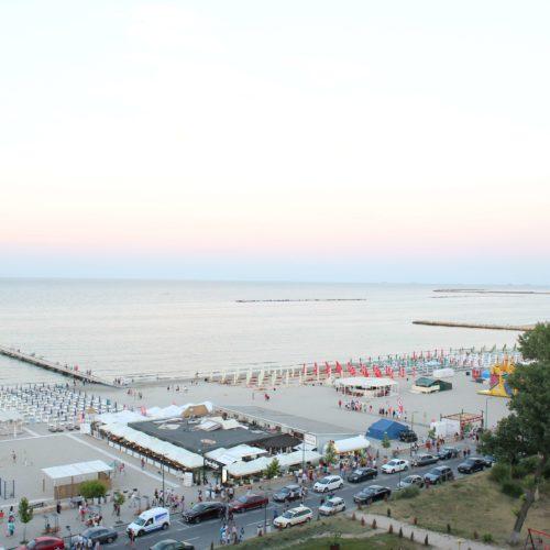 Mamaia - výhled z hotelu Victoria | Zdroj: CK KM