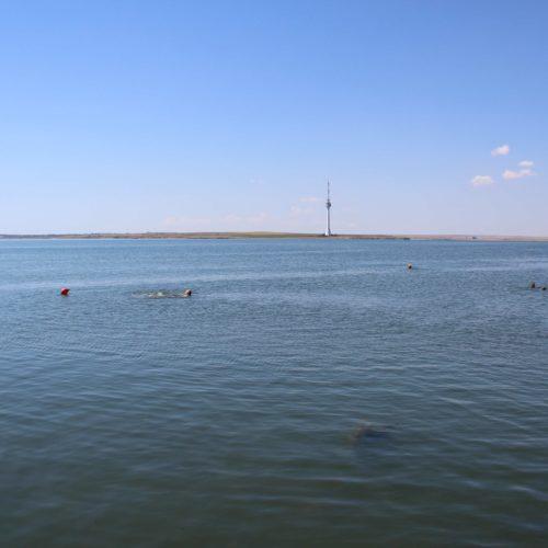Ozdravné bahenní jezero Techirghiol | Zdroj: CK KM