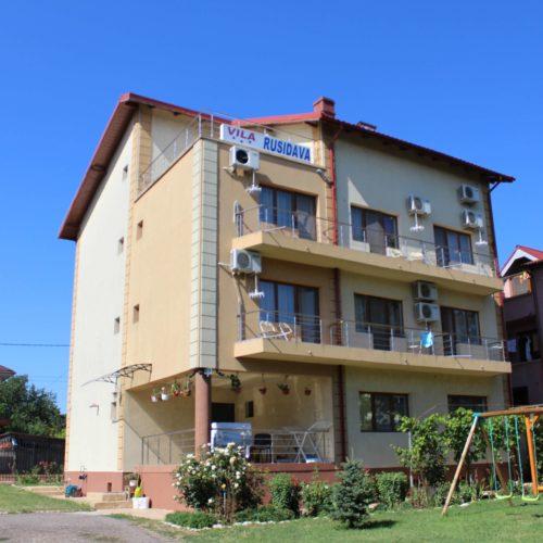 Penzion Vila Rusidava v Eforii Nord | Zdroj: CK KM