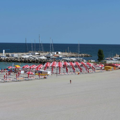 Pláž Eforie Nord | Zdroj: CK KM