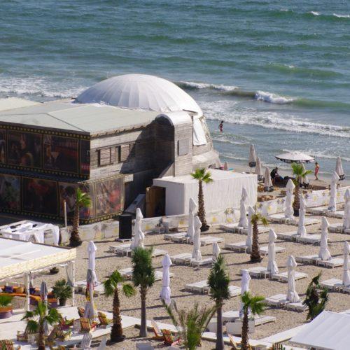 Pláž Mamaia | Zdroj: CK KM