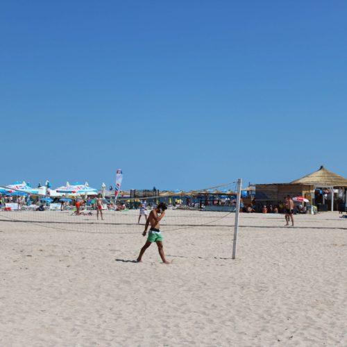 Pláž v letovisku Eforie Nord | Zdroj: CK KM