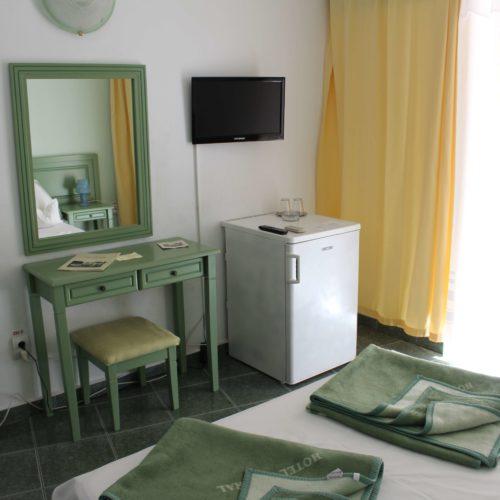 Pokoj hotel Central - Mamaia | Zdroj: CK KM