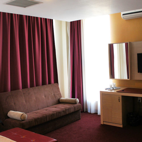 Pokoj - hotel President | Zdroj: CK KM
