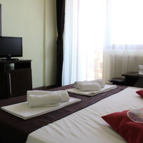 Pokoj - hotel Vila Coralis | Zdroj: CK KM