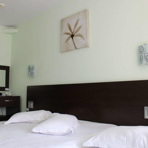Pokoj hotelu Fortuna v Eforii Nord | Zdroj: CK KM
