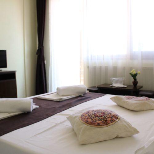 Pokoj v Hotelu Mondial | Zdroj: CK KM