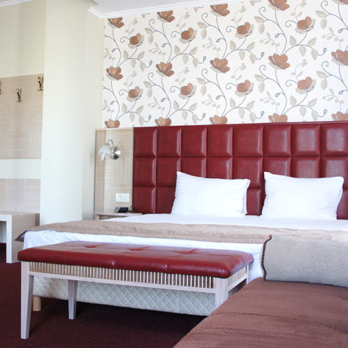 Pokoj hotelu President | Zdroj: CK KM