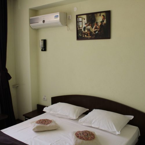Pokoj v hotelu Vila Coralis | Zdroj: CK KM