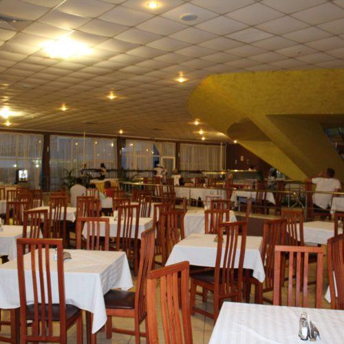 Restaurace v hotelu Victoria | Zdroj: CK KM