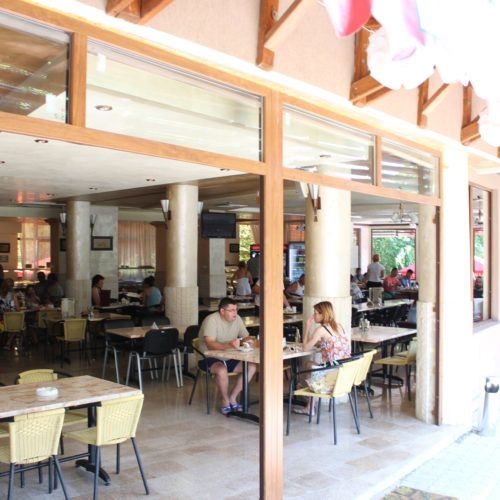 Restaurace hotelu Vila Coralis | Zdroj: CK KM