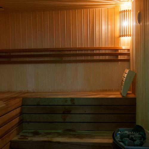 Sauna hotelu President | Zdroj: CK KM