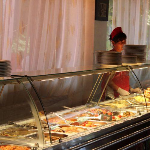 Vila Coralis - jídlo | Zdroj: CK KM