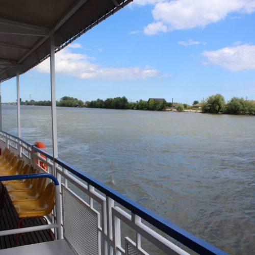 Výhled na Deltu Dunaje z loďky | Zdroj: CK KM
