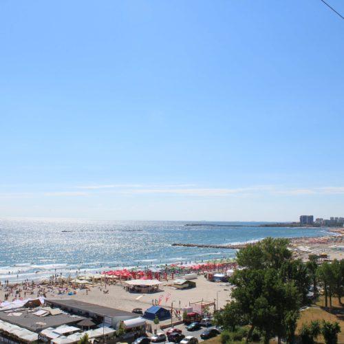 Výhled z balkónu hotelu Victoria - Mamaia | Zdroj: CK KM