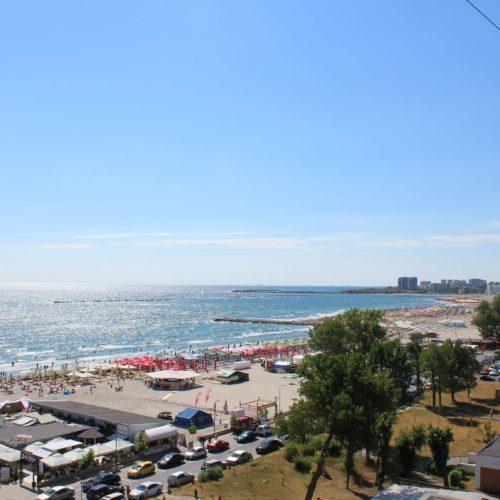 Výhled z hotelu Victoria - Mamaia | Zdroj: CK KM