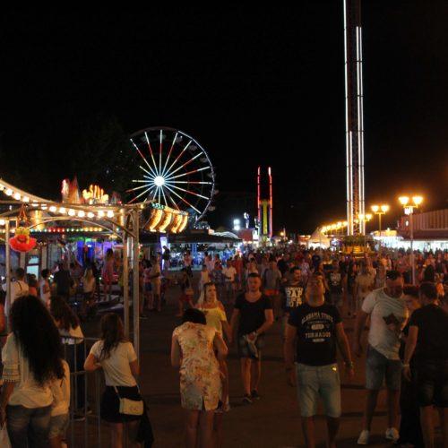 Zábavní park v Mamaii | Zdroj: CK KM