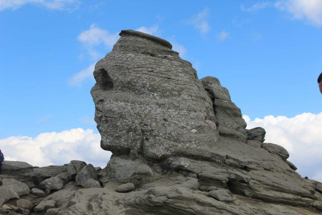 Babelska Sfinga v Bucegi | Zdroj: CK KM