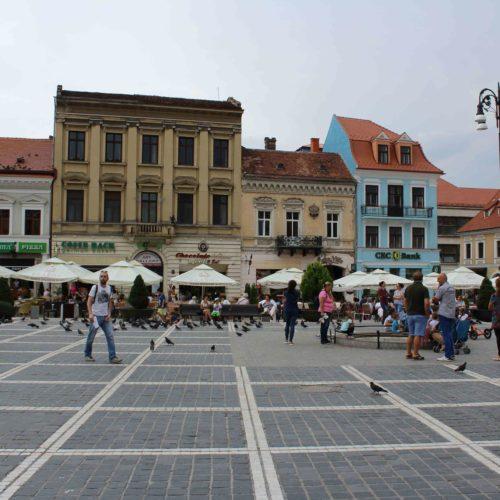 Brasov - namesti | Zdroj: CK KM