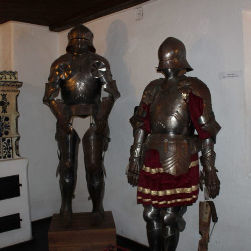 Brneni hradu Bran | Zdroj: CK KM