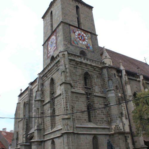 Cerny kostel v Brasove | Zdroj: CK KM