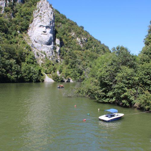 Decebal a Dunaj | Zdroj: CK KM