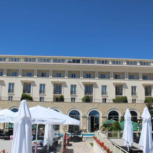 Hotel Iaki v letovisku Mamaii | Zdroj: CK KM