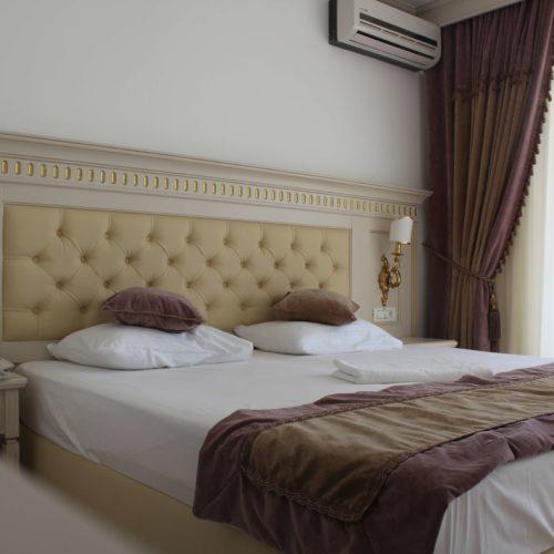 Hotel Sulina - pokoj | Zdroj: CK KM